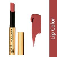 Lakme Absolute Luxe Matte Lip Color With Argan Oil - Royal Flame