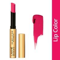 Lakme Absolute Luxe Matte Lip Color With Argan Oil - Almost Red