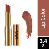 Lakme Absolute Argan Oil Lip Color - Soft Beige