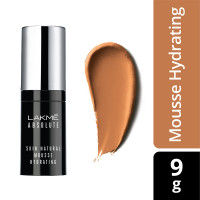 Lakme Absolute Skin Natural Hydrating Mousse - Nat Cinnamon
