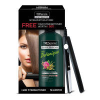 Buy Tresemme Botanique Nourish & Replenish Shampoo 580 ml & Get Hair Straightener Worth Rs. 500 Free