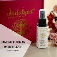 Indulgeo Essentials Camomile Roman Witch Hazel Facial Mist/Toner