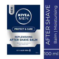 NIVEA MEN Shaving - Protect & Care After Shave Balm With Aloe Vera