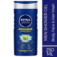 Nivea Power Refresh Shower Gel For Men