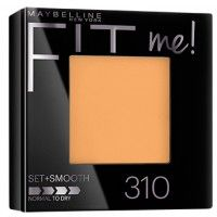 Maybelline New York Fit Me Pressed Powder - 310 Sun Beige
