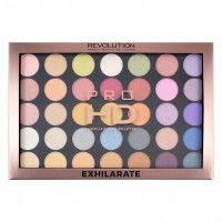 Makeup Revolution Pro Hd Amplified 35 Palette Exhilarate