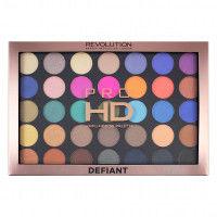 Makeup Revolution Pro Hd Amplified 35 Palette Defiant
