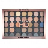 Makeup Revolution Pro Hd Amplified 35 Palette Smoulder