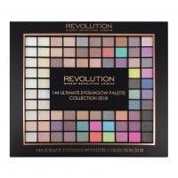 Makeup Revolution Ultimate 144 Eyeshadow Palette 2018