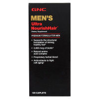 GNC Men's Ultra Nourish Hair (120 Caplets)