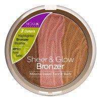 Nicka K Sheer & Glow Bronzer