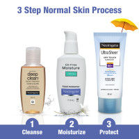 Neutrogena Normal Skin Combo
