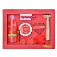 BodyHerbals Strawberry Essentials Gift Set