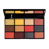 NYX Professional Makeup In Your Element Shadow Palette - Fire
