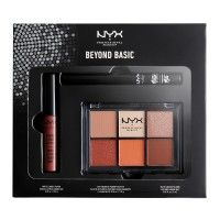 NYX Professional Makeup Beyond Basic Look - Set 18