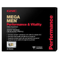 GNC Men's Performance and Vitality Vitapack (30 Packs)