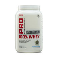 GNC Pro Performance 100% Whey Protein Cookies And Cream (1.89 Lbs)