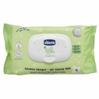 Chicco Cleansing Wipes 72 Pcs
