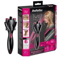 BaByliss TW1100E Twist Secret with Accessories