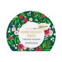 DearPacker Home Remedy Mask - Sandalwood + Rosewater