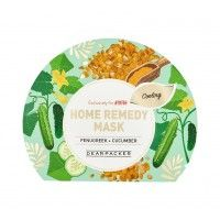 DearPacker Home Remedy Mask - Fenugreek + Cucumber