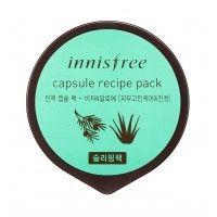 Innisfree Capsule Recipe Pack - Bija & Aloe