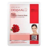 Dermal Rose Collagen Essence Mask
