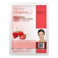 Dermal Strawberry Collagen Essence Mask