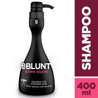 BBLUNT Born Again Shampoo, For Stressed Hair