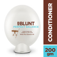 BBLUNT Perfect Balance Conditioner, For Normal To Dry Hair