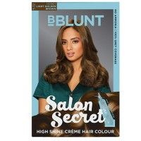 BBLUNT Salon Secret High Shine Creme Hair Colour - Honey Light Golden Brown 5.32 (Off Rs.14)