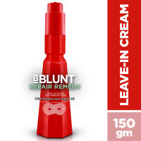 BBLUNT Repair Remedy Leave-In Cream for Damaged Hair