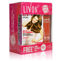 Livon Serum With Free Lakme Face Wash