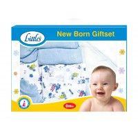 Little's New Born Gift Set (Blue)