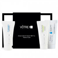Votre Skincare Combo For Homme Men (90gm)