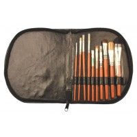 Vega Make-up Brushes LK-10 (Set of 10)