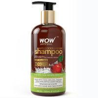 WOW Skin Science Apple Cider Vinegar ShampooNo Sulphate Paraben Free