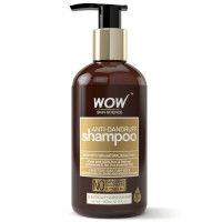 WOW Skin Science Anti-Dandruff Shampoo No Paraben Sulphate Free