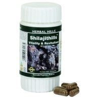 Herbal Hills Shilajithills Capsule