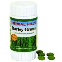 Herbal Hills Barley Grass Tablets