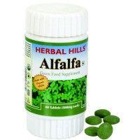 Herbal Hills Alfalfa Tablets