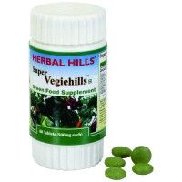 Herbal Hills Super Vegiehills Tablets