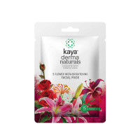 Kaya 5-Flower Insta-Brightening Facial Mask