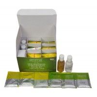 Aroma Treasure Skin Whitening & Brightening Facial Kit For Oily Skin + Free Argan Liquid Gold Hair Spa