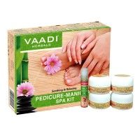 Vaadi Herbals Pedicure Manicure SPA kit with Soothing & Relaxing