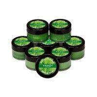 Vaadi Herbals Super Value Pack Of 8 Lip Balm - Mint