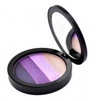 GlamGals Quattro Eyeshadow - Lilac