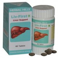 Herbal Hills Liv First Tab