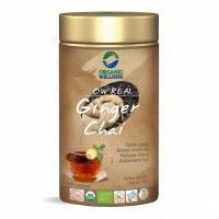 Organic Wellness Real Ginger Chai Tin