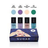 """SUGAR Tip Tac Toe """"Pastel Love"""" Nail Lacquer Gift Box"""